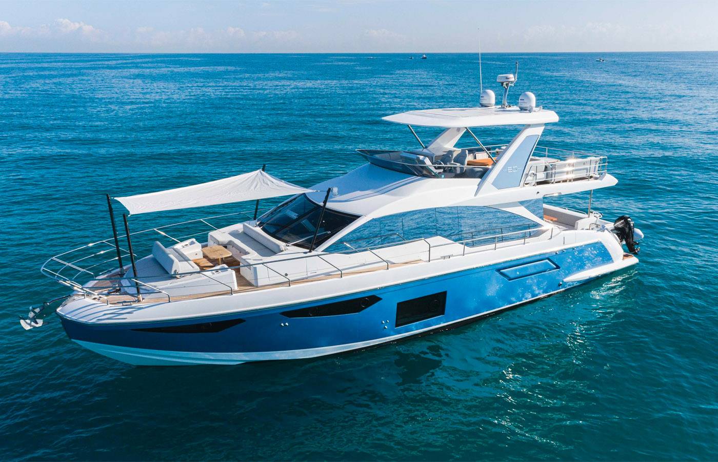 Azimut 60 Motor Yacht Highlight [Boat Review]