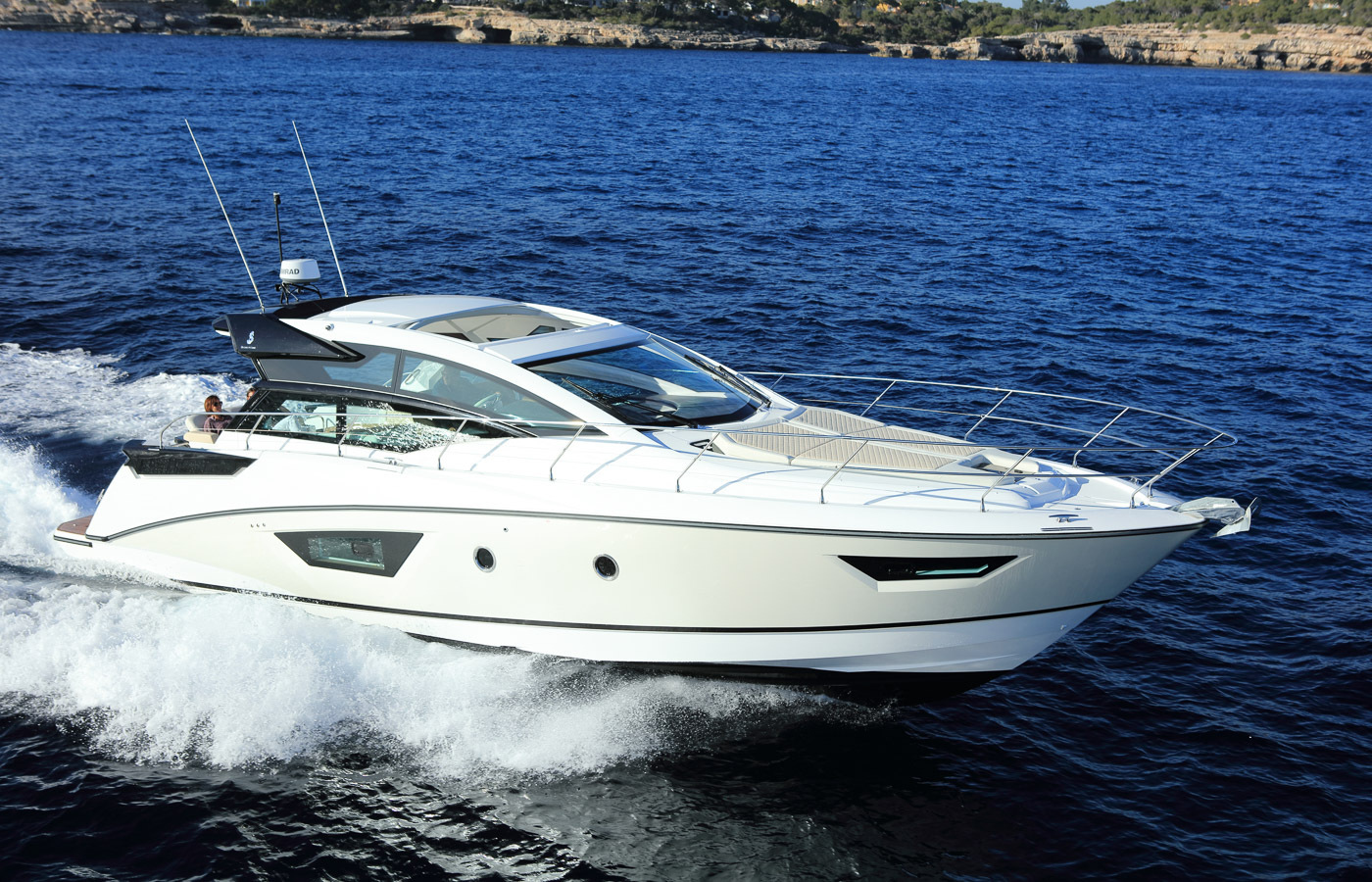 New Beneteau GT46 Sold By Yacht Broker Brian Nobles