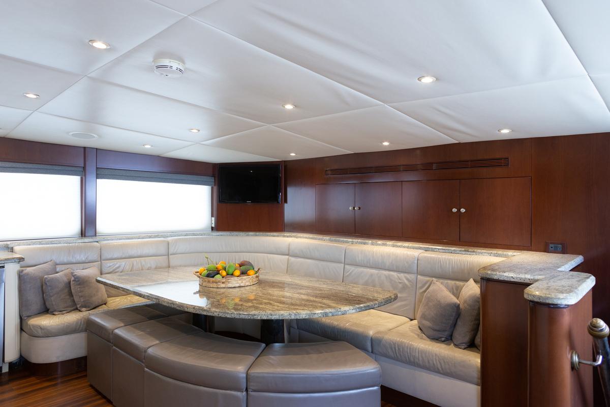 Luxury Yacht Charter: ODIN | 126' Trinity 2001  - photo 3