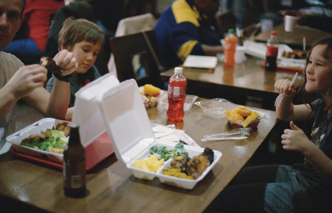 Summer Food Program For South Florida School [Yacht Charity]