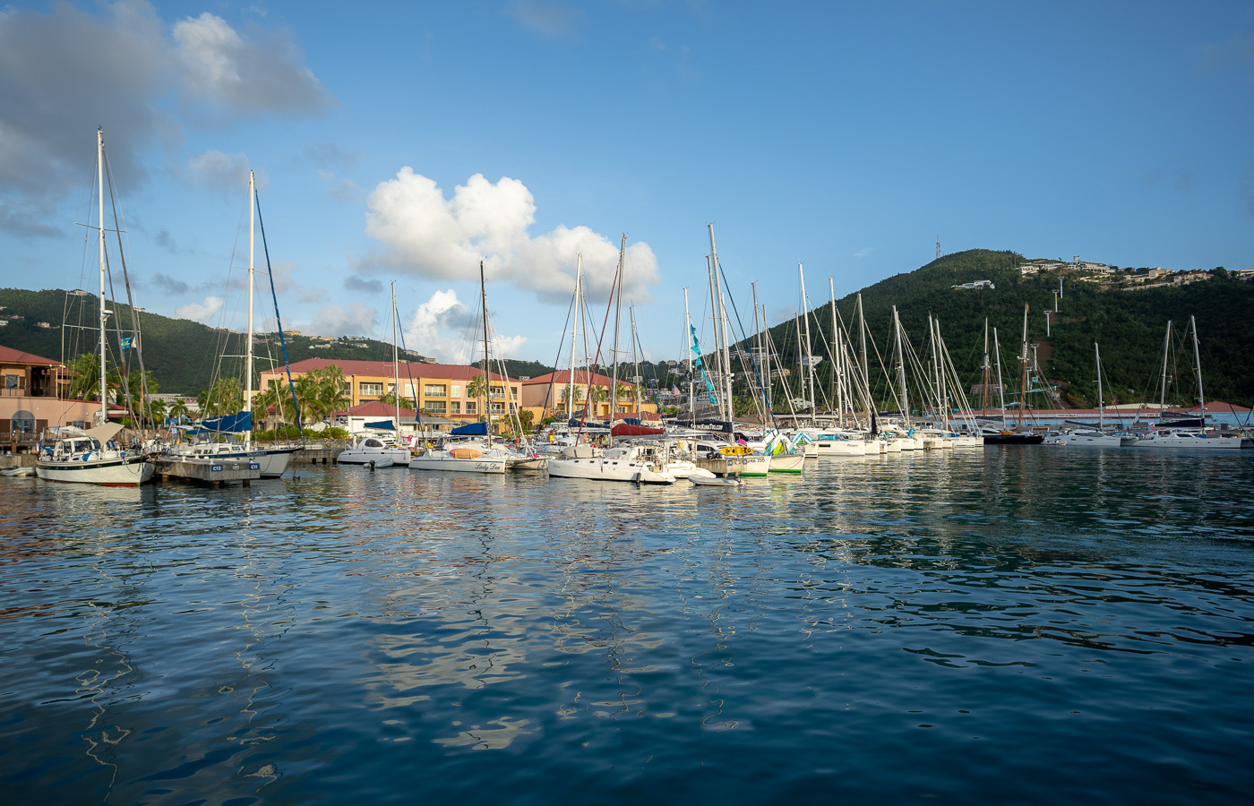 Virgin Islands Charter Yacht Shows Will Return [BVI + USVI]