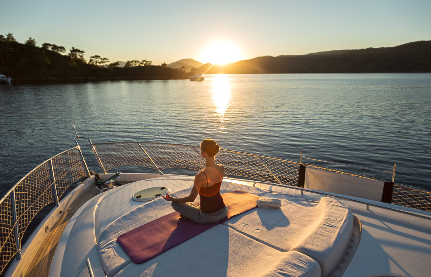 Take A Mental Health Vacation With A Wellness Yacht Charter