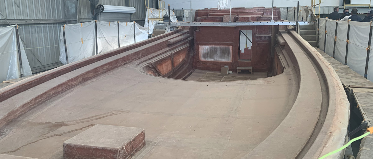 bertram shipyard tour 2020