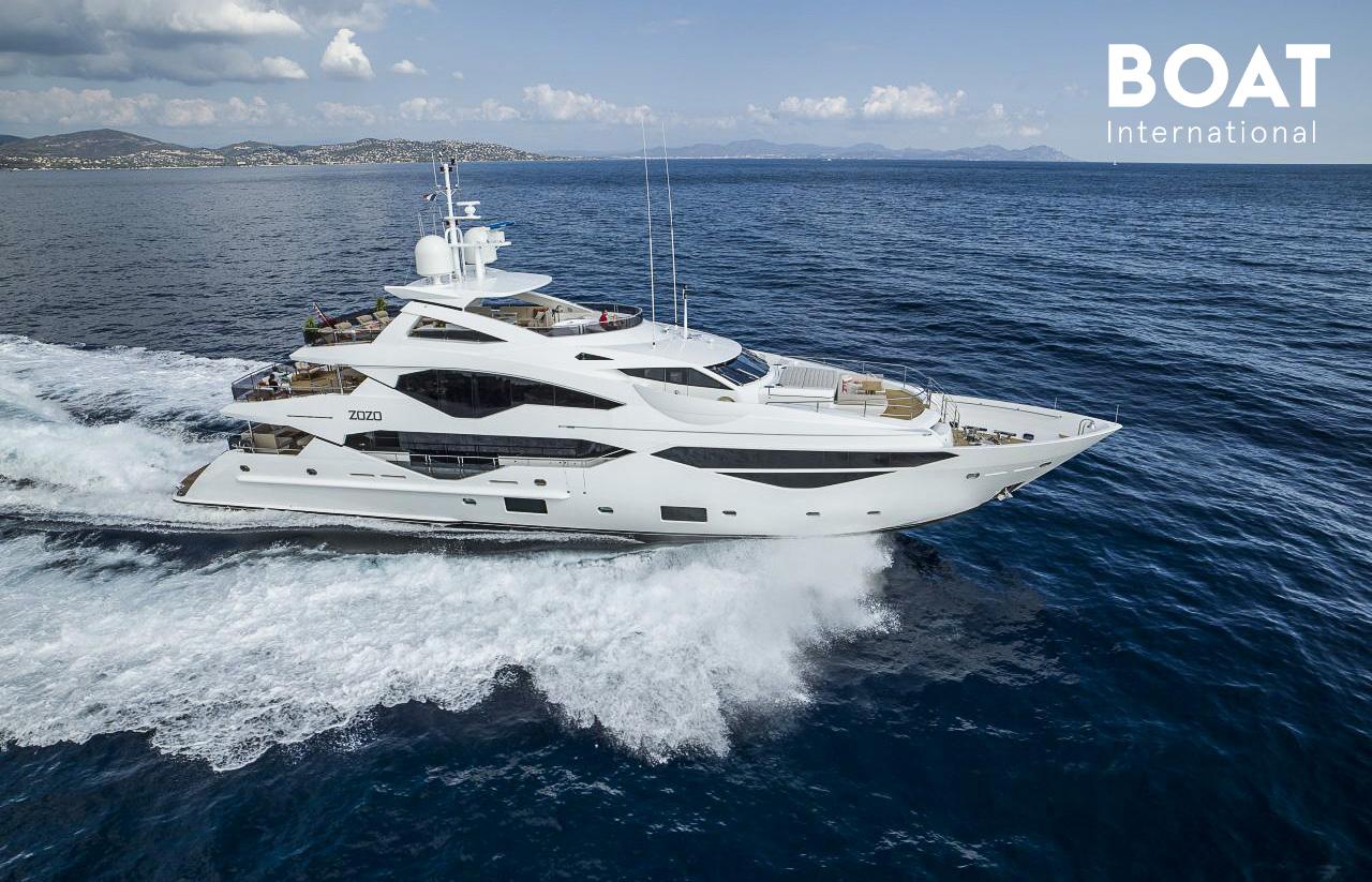 Sunseeker 131 Elysium [Boat Review]