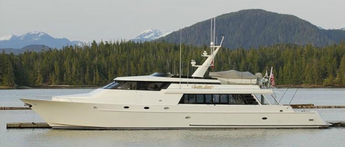 103 mcqueens motor yacht FIVE STAR sold
