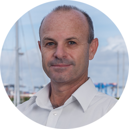 Eric Macklin - Denison Yachting Dania Beach Florida Broker