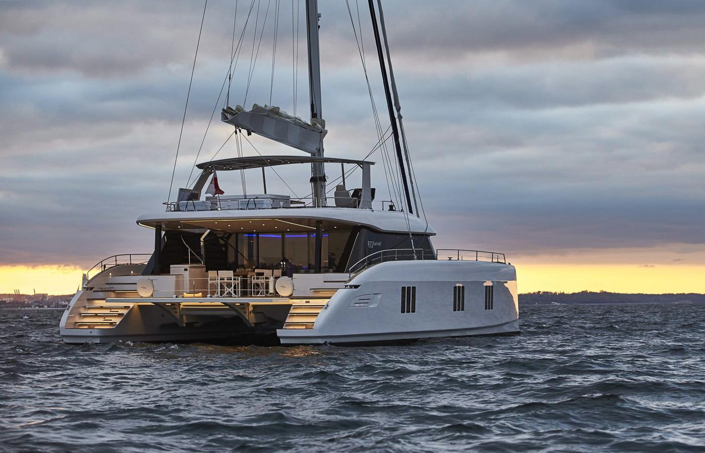 Sunreef Releases New Catamaran [Custom Yacht Design]