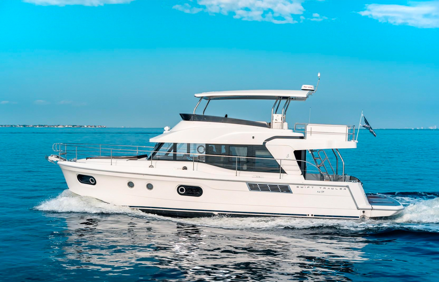 5 Reasons The Swift Trawler 47 Is The Perfect Family Boat