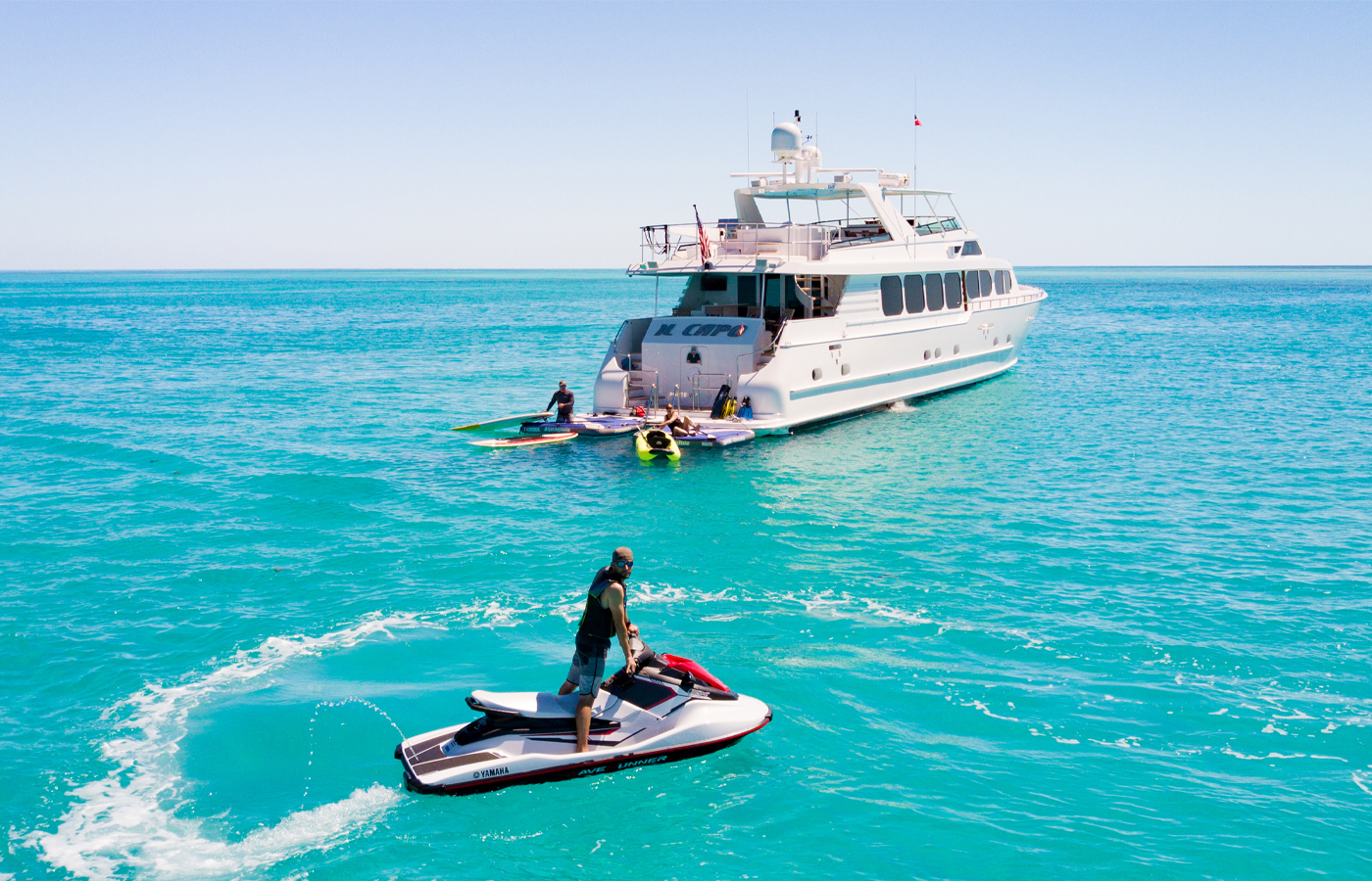 Explore Exotic Destinations On An Adventure Yacht Charter