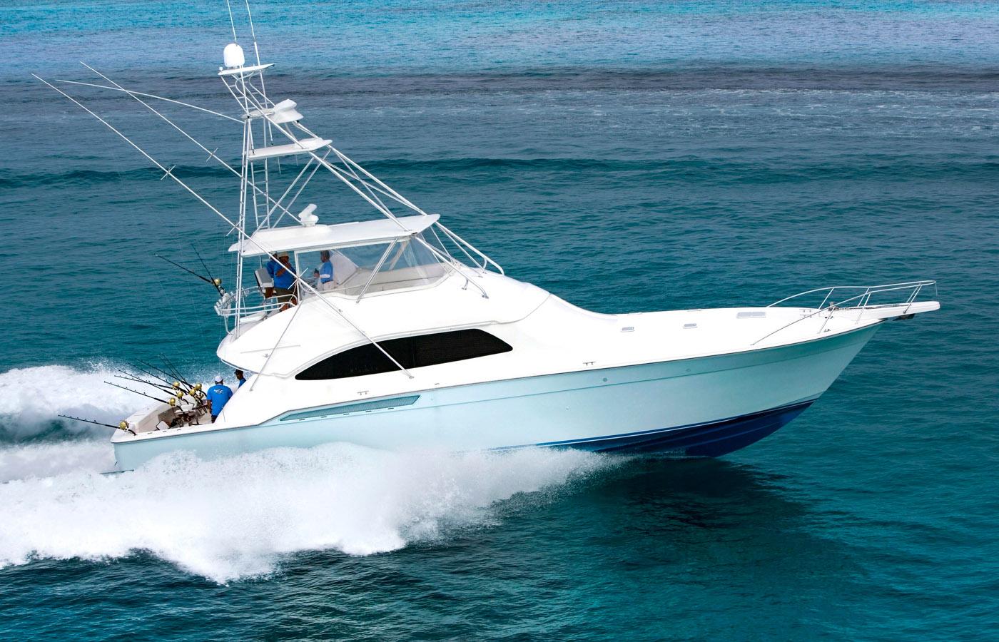 Bertram 630 SHARK BAIT Sold By Yacht Broker Will Noftsinger