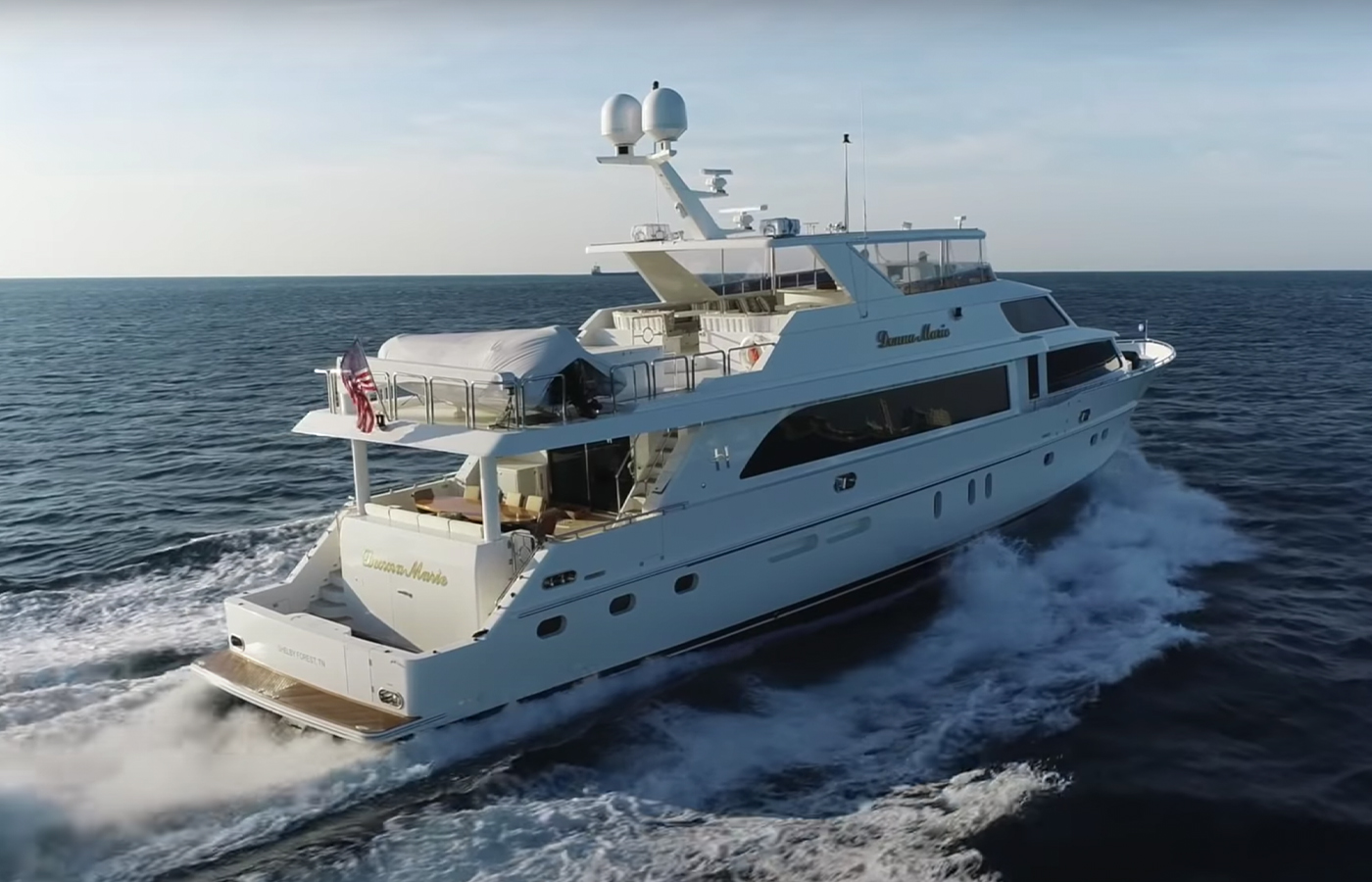 Hargrave 114 Superyacht Highlight [Boat Review + Video]
