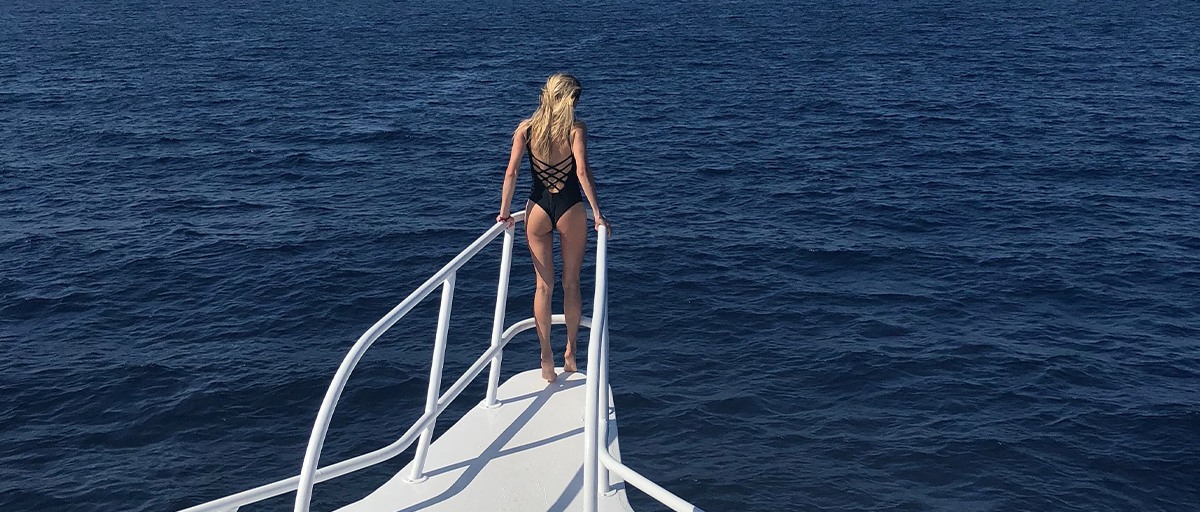 tips for charter yacht vacation