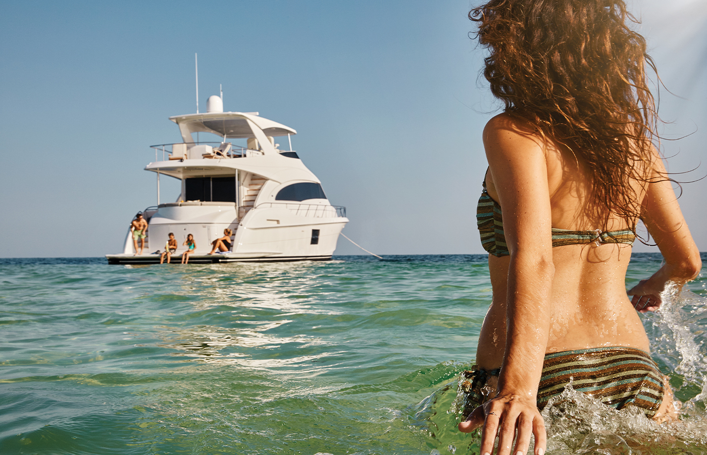 Family Vacation This Summer On A Luxury Yacht Charter
