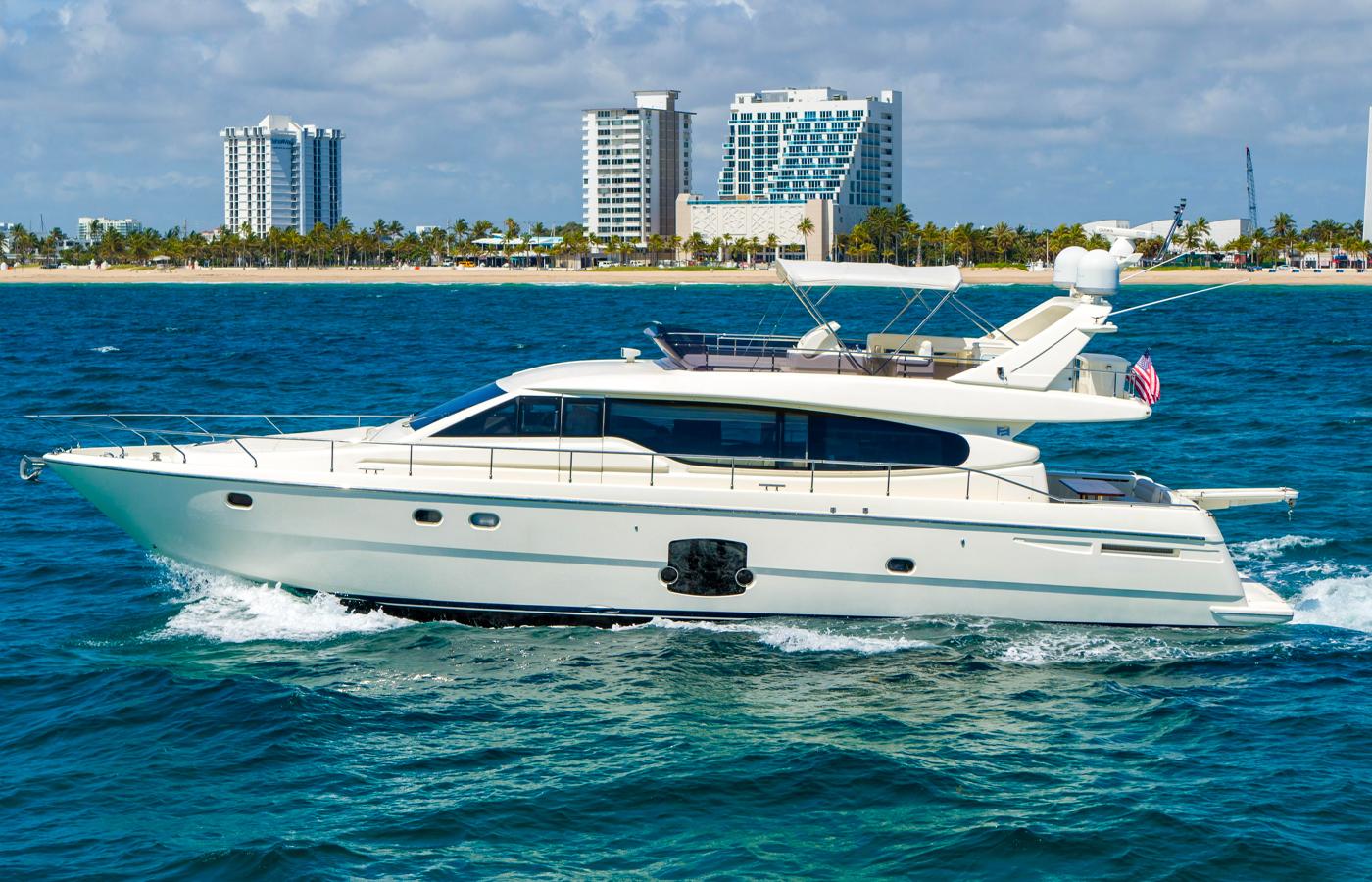 Ferretti 63 Motor Yacht Highlight [Boat Review + Video]