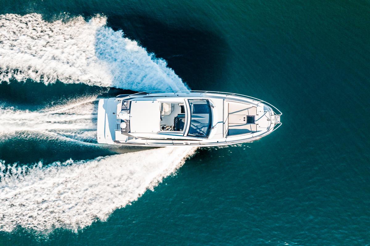 Beneteau GT 36 Delivered [New Boat For Sale]
