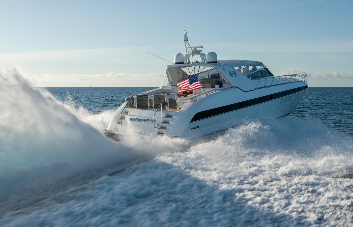 Mangusta 80 Motor Yacht Highlight [Boat Review + Video]