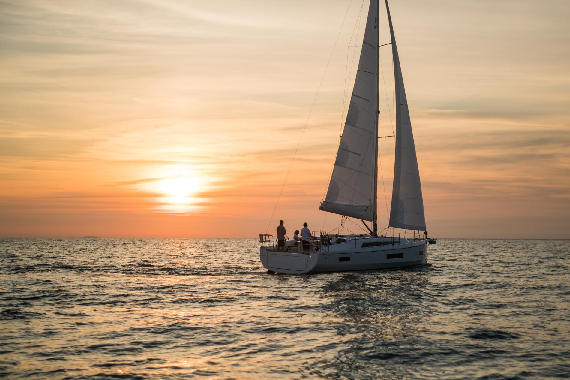 Beneteau Oceanis 40.1 — Full Beam Cruising