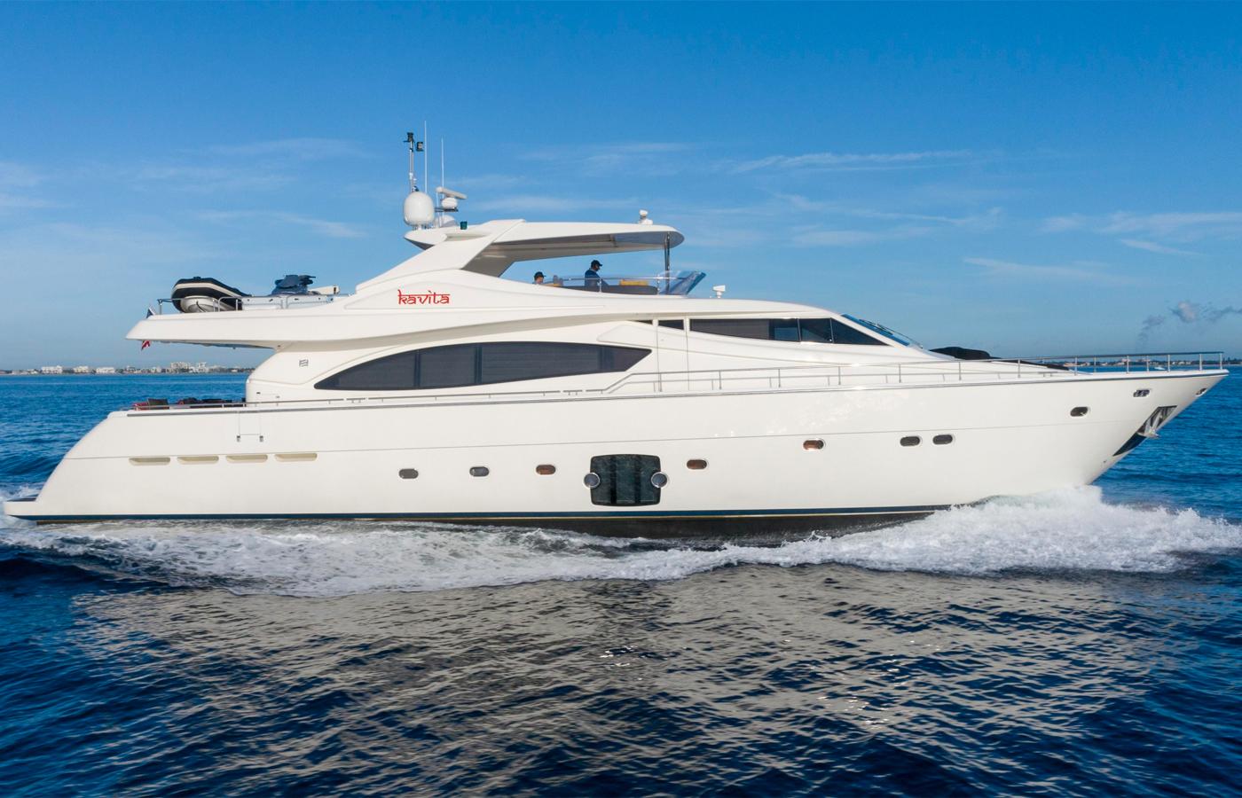 Ferretti 88 Superyacht Highlight [Boat Review + Video]