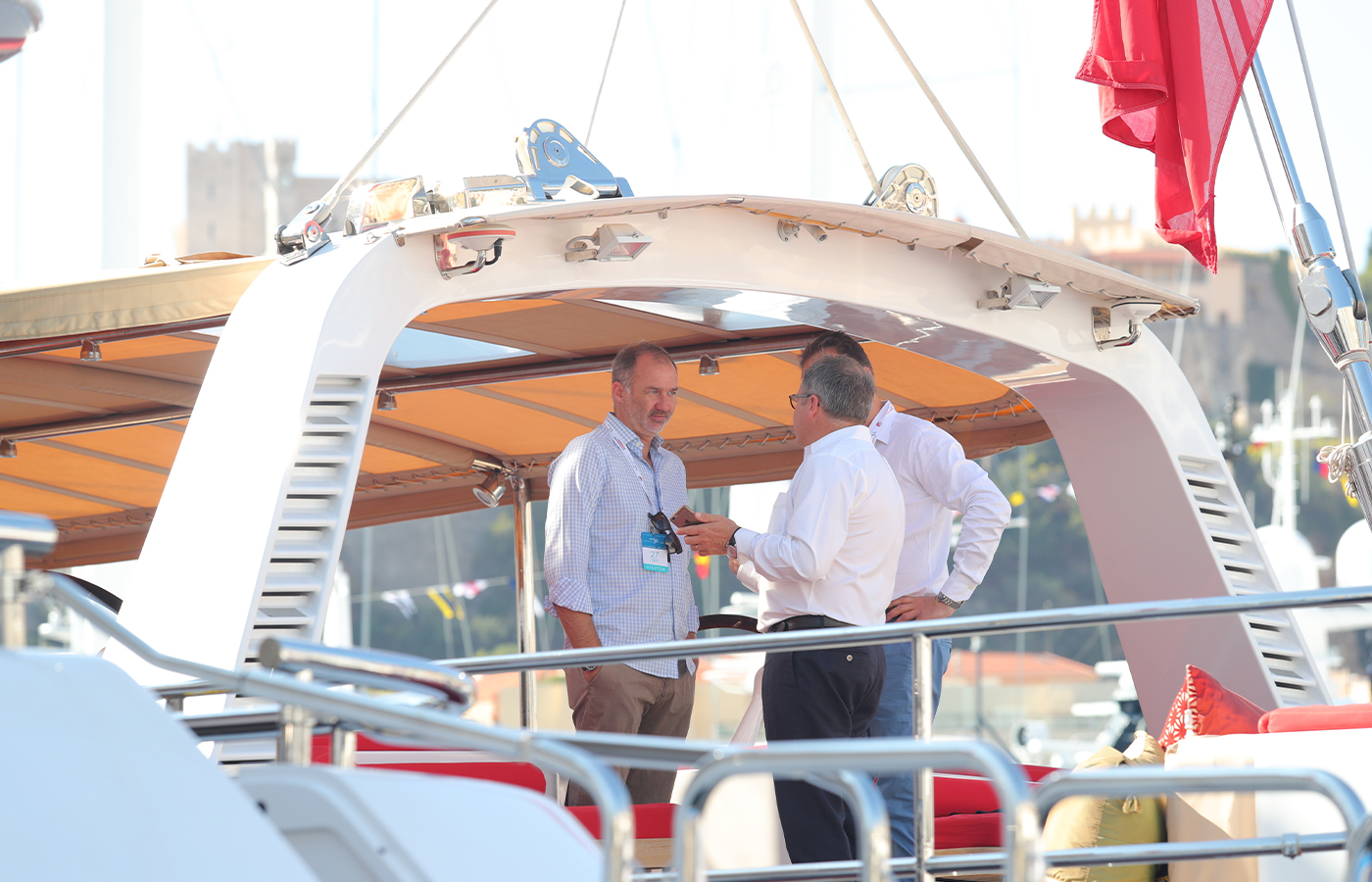 10 Traits That Make A Great Yacht Broker