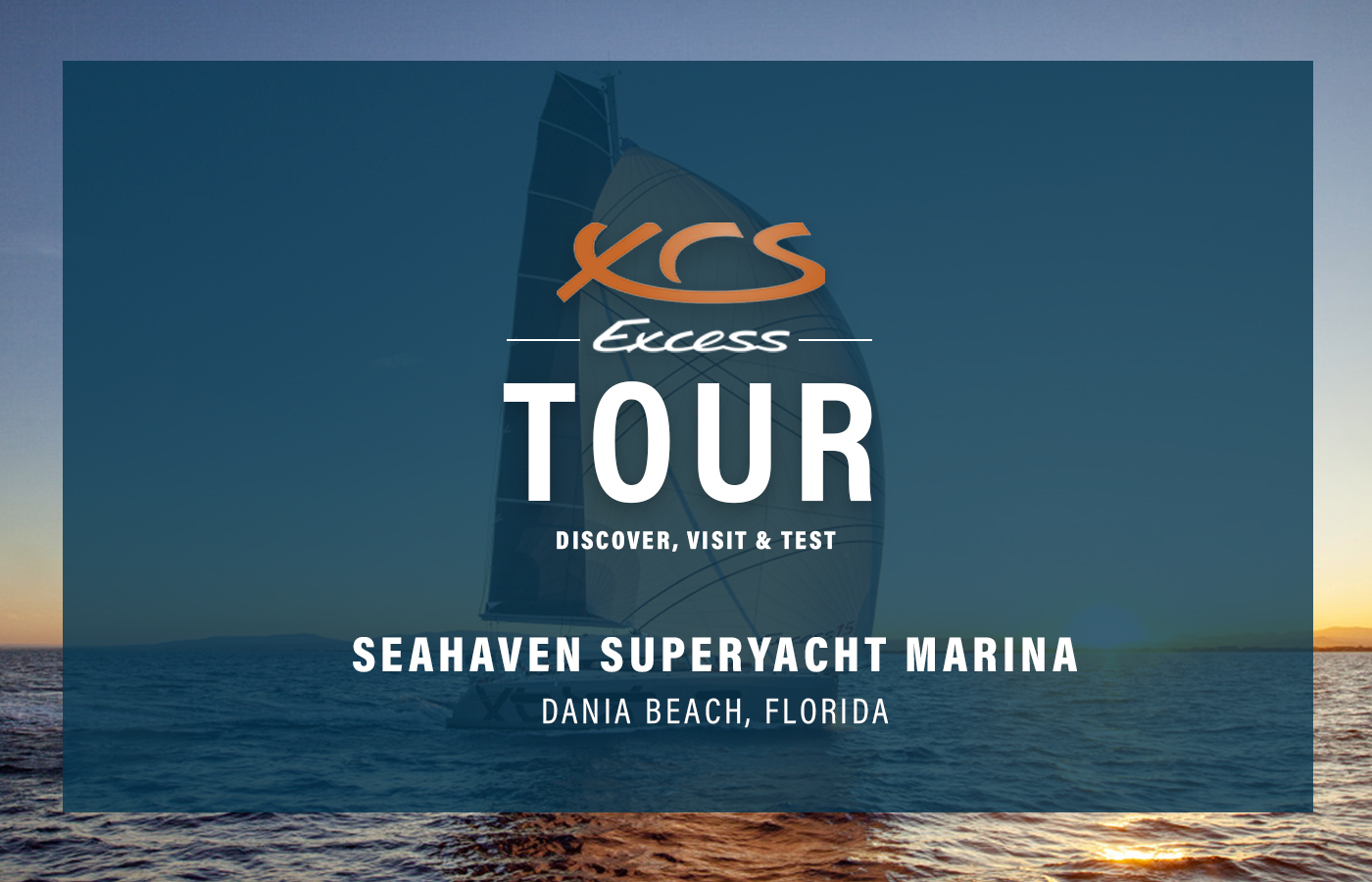 Excess Catamarans Private Tours [Open House]