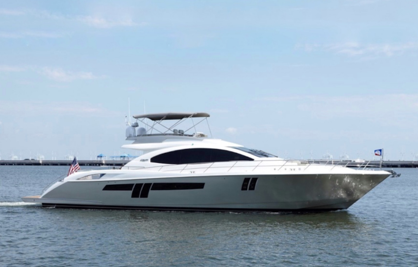 Lazzara 78′ RISING TIDE II Sold By Bobby Nofsinger