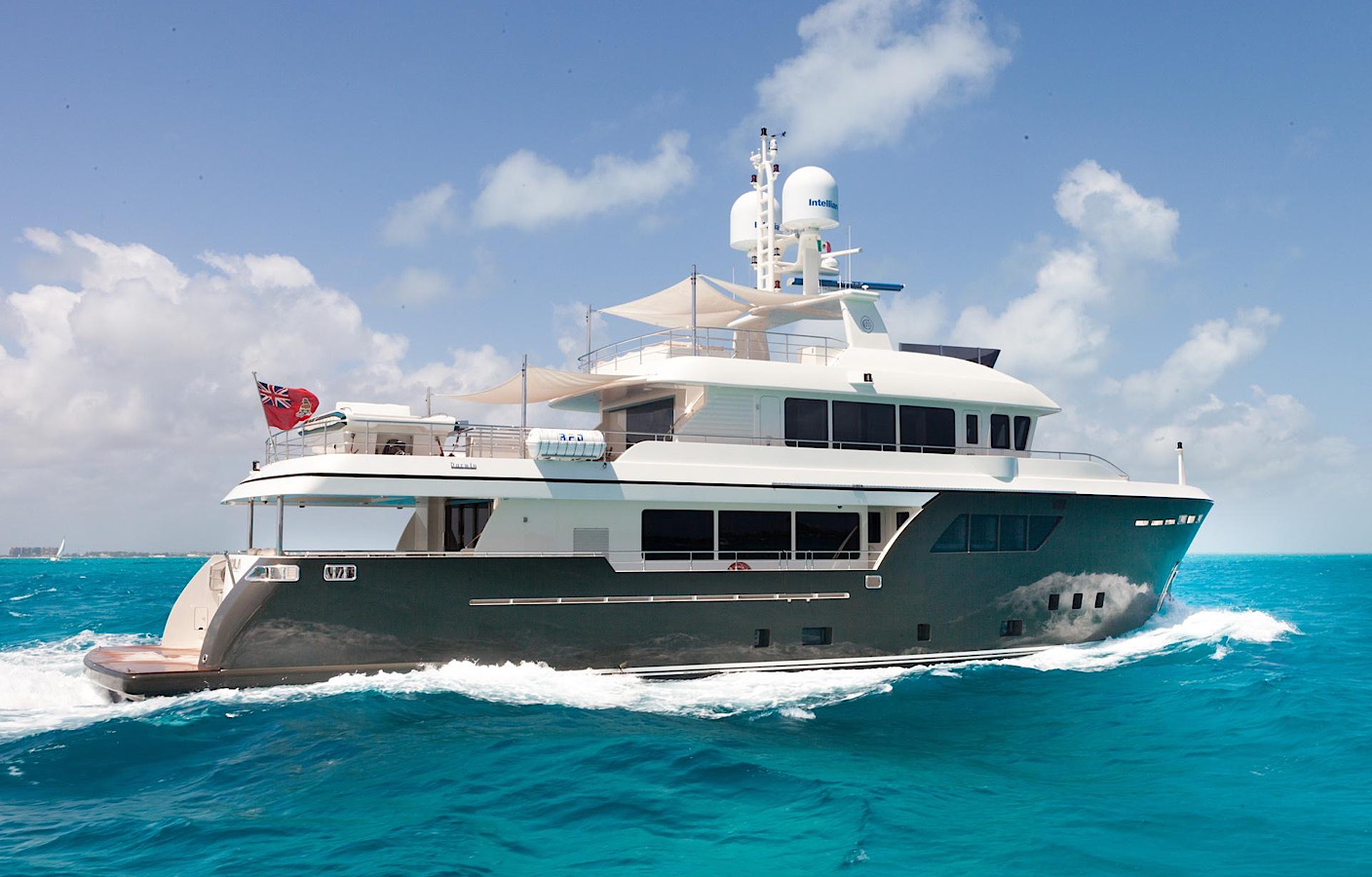 102′ Cantiere Delle Marche ACALA Sold By Alex Clarke