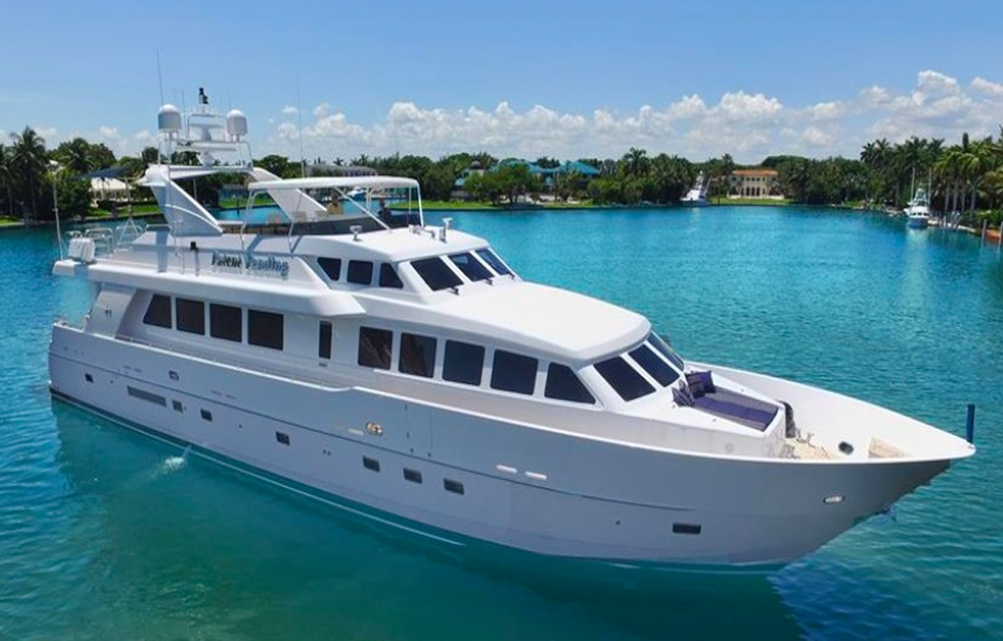 95′ Hargrave Yacht Sold By Brian Ragsdale
