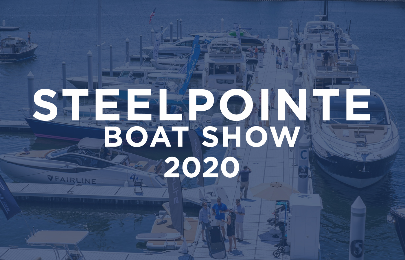 Steelpointe Boat Show [Connecticut Yachts For Sale]