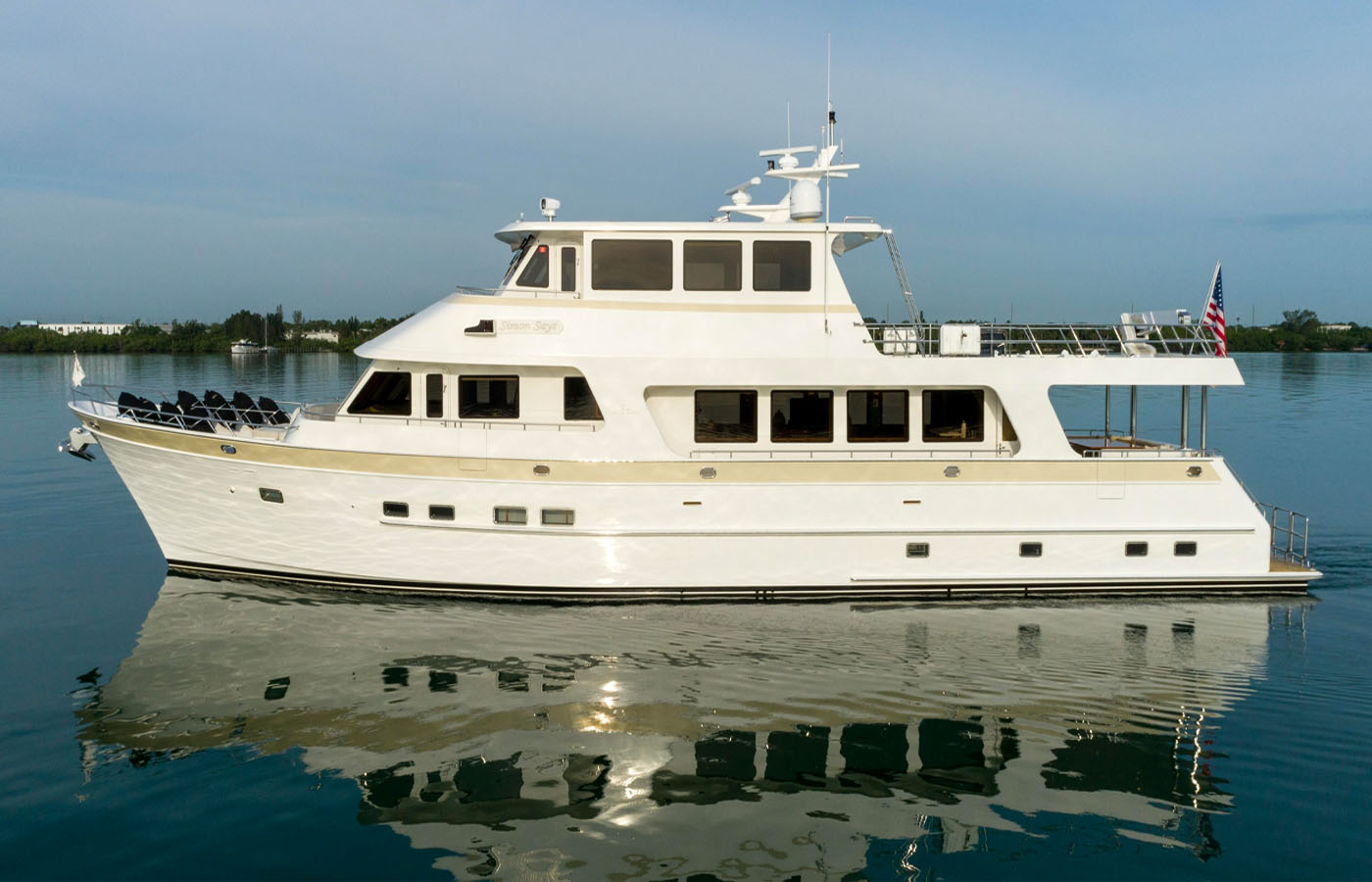 Outer Reef Yachts 86 Superyacht Highlight [Boat Review + Video]