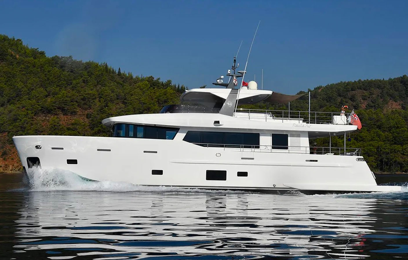86′ Cantiere Delle Marche ROSEY Sold By Alex Clarke