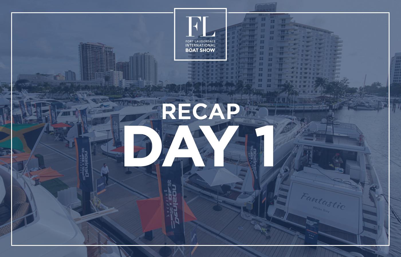 FLIBS 2020 Recap Day 1