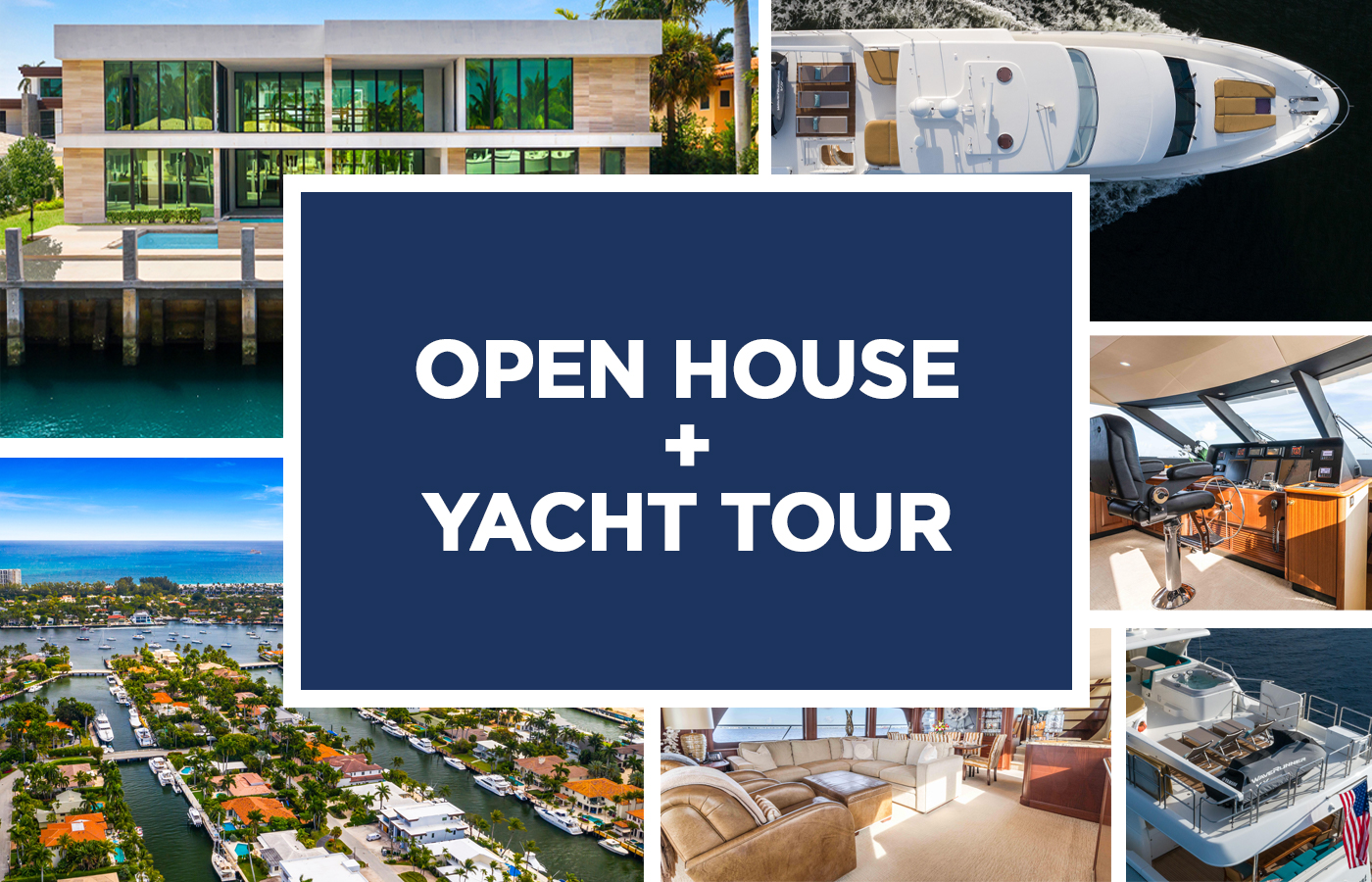Miami Open House + Yacht Preview [85′ Pacific Mariner 2013]