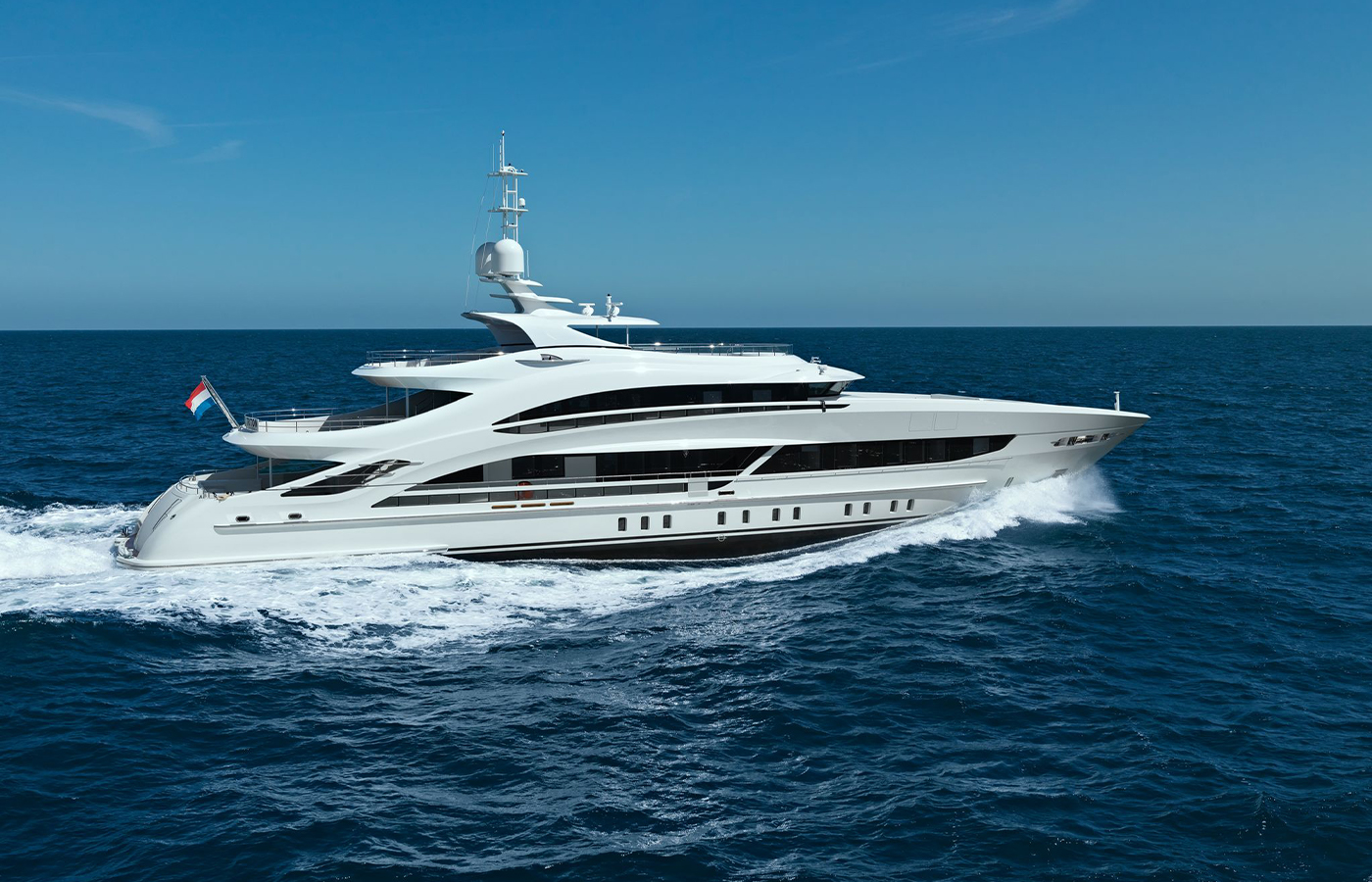 50-Meter Heesen Sold By David Johnson [PROJECT TRITON]