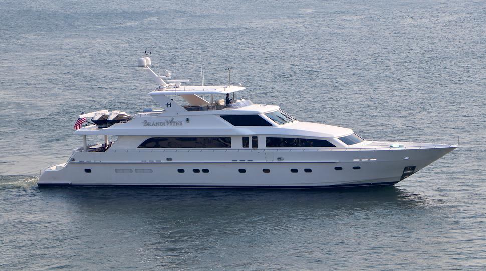 Luxury Yacht Charter: BRANDI WINE | 114' Hargrave 2009/2019  - photo 1
