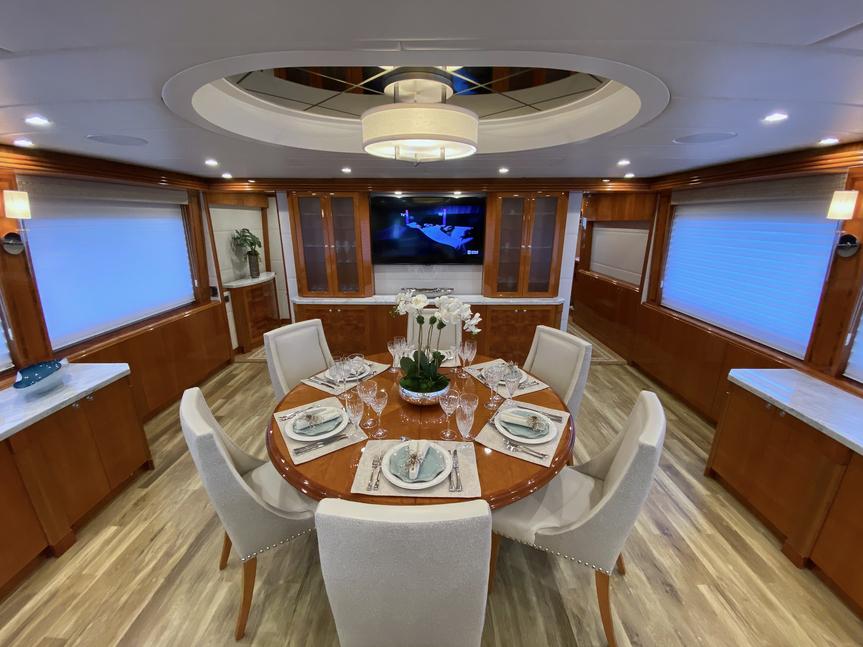 Luxury Yacht Charter: BRANDI WINE | 114' Hargrave 2009/2019  - photo 7
