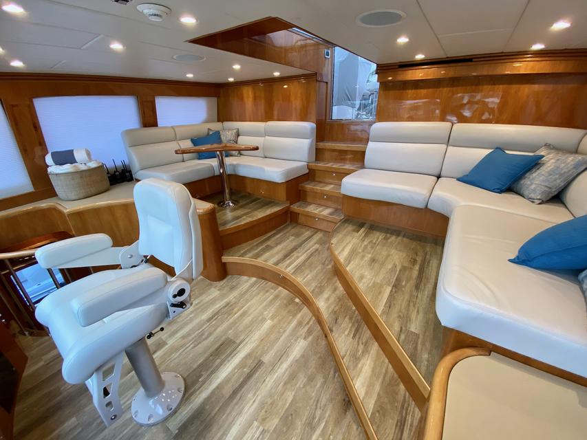 Luxury Yacht Charter: BRANDI WINE | 114' Hargrave 2009/2019  - photo 5