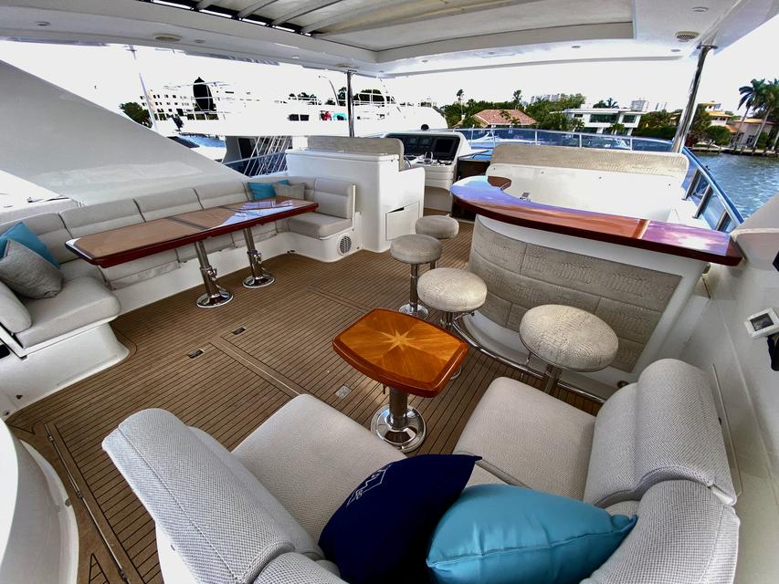 Luxury Yacht Charter: BRANDI WINE | 114' Hargrave 2009/2019  - photo 2