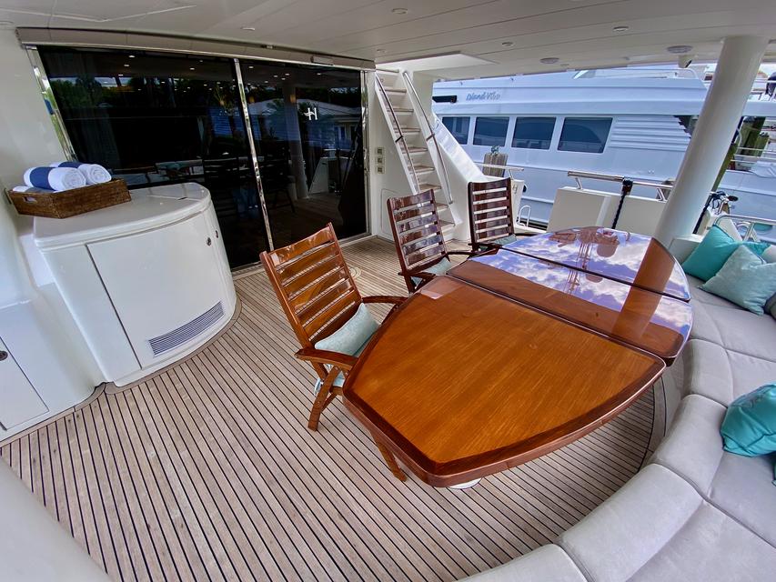 Luxury Yacht Charter: BRANDI WINE | 114' Hargrave 2009/2019  - photo 4