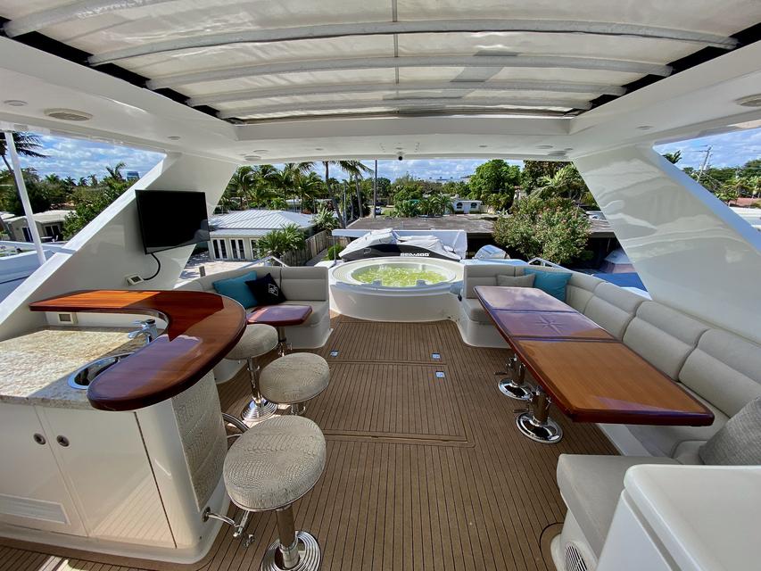 Luxury Yacht Charter: BRANDI WINE | 114' Hargrave 2009/2019  - photo 3