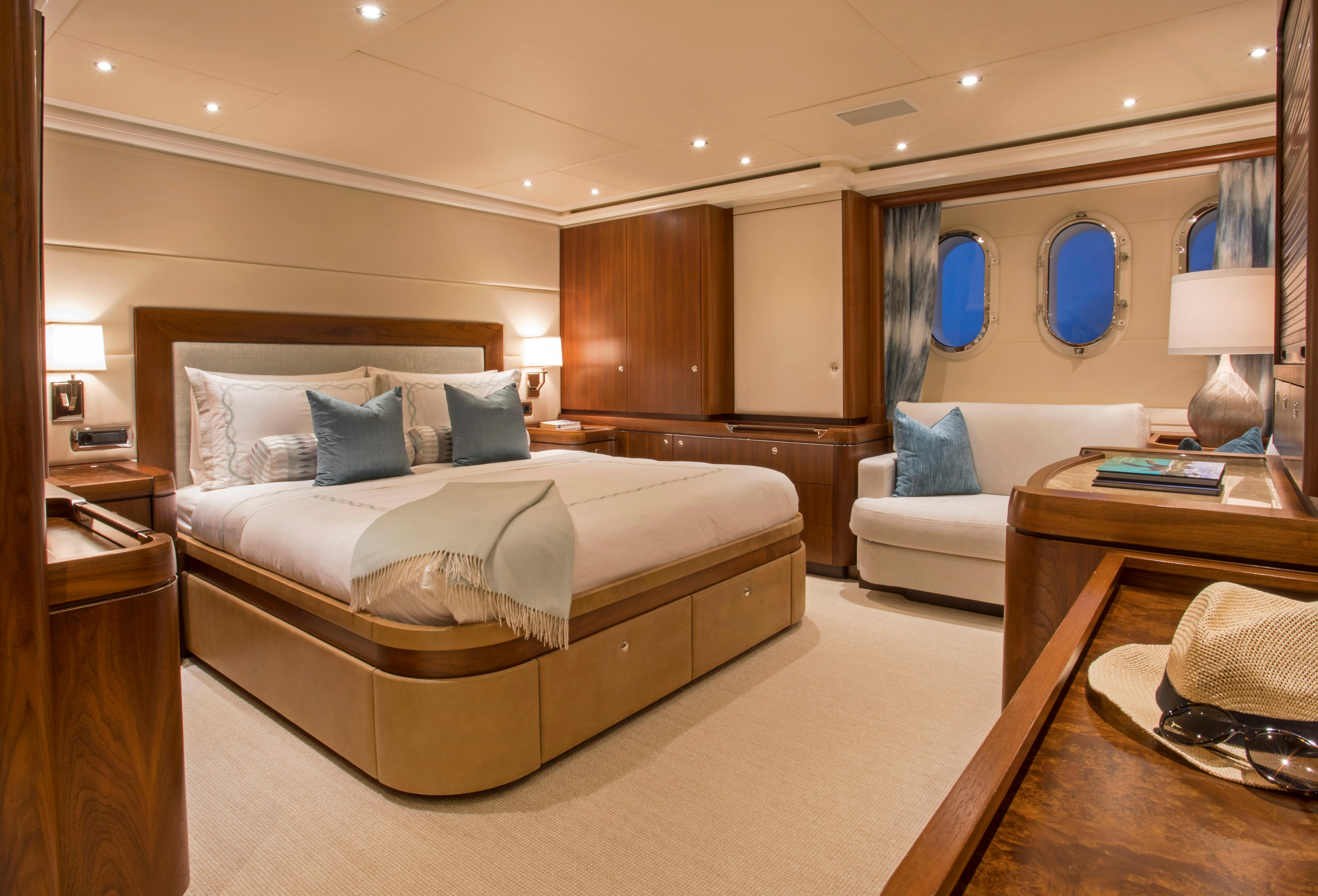 Comfortable Cabins