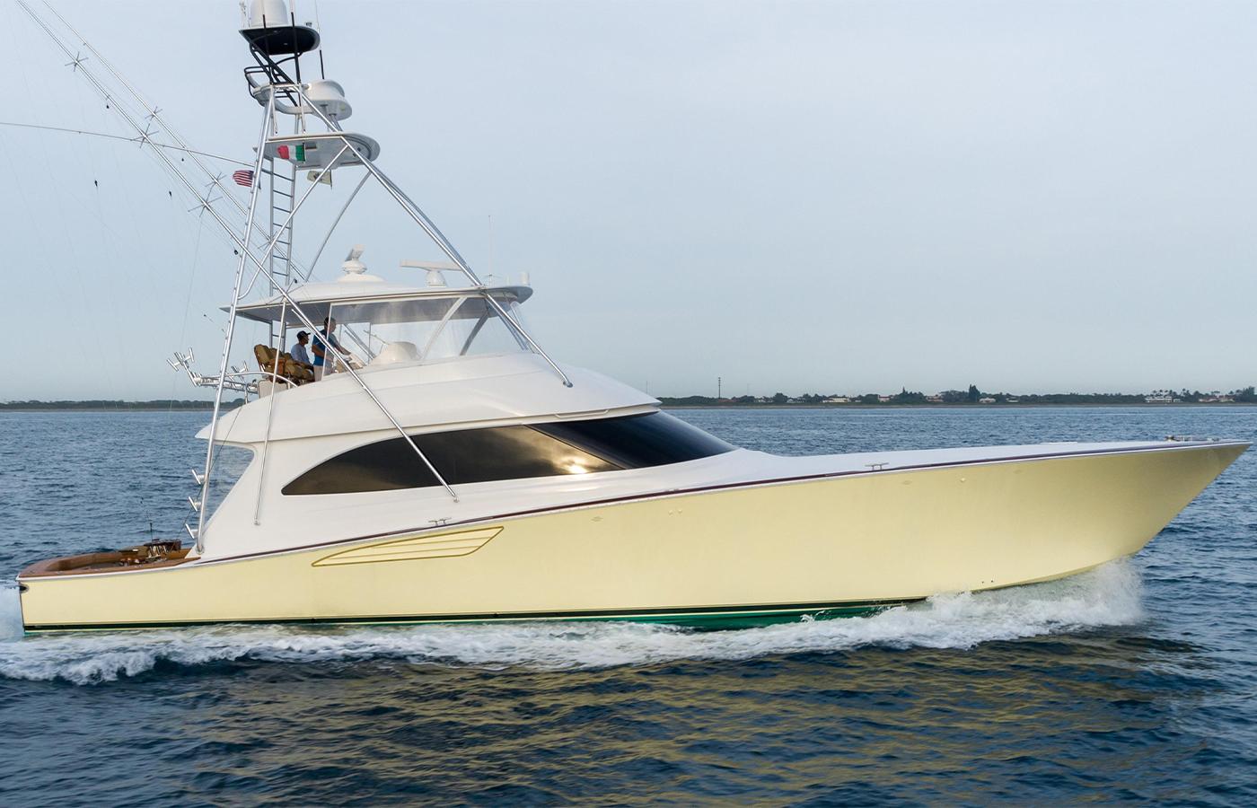 Viking 70 Sportfish Yacht Highlight [Boat Review + Video]