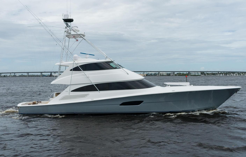 92 Viking Sportfish Sold By Mike Burke