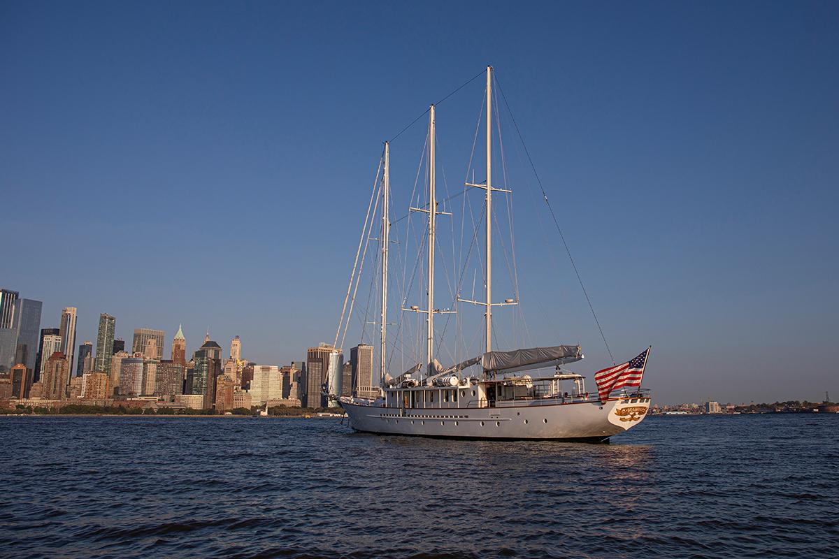 Luxury Yacht Charter: ARABELLA   157' Palmer Johnson 1983  - photo 2