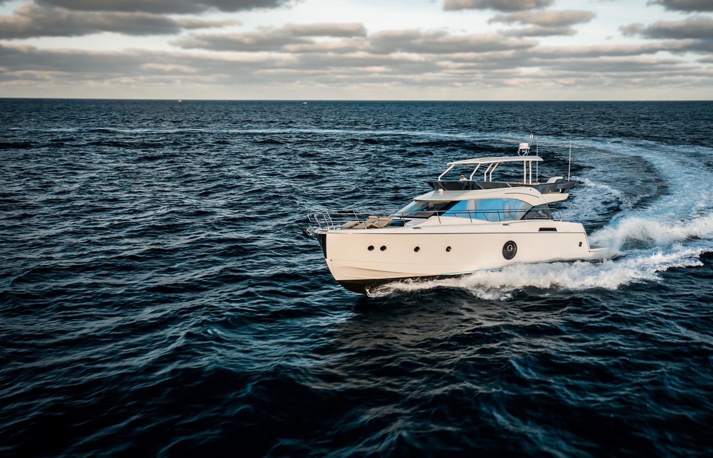 Top 5 Motor Yachts Under 100 Feet [New + Brokerage]