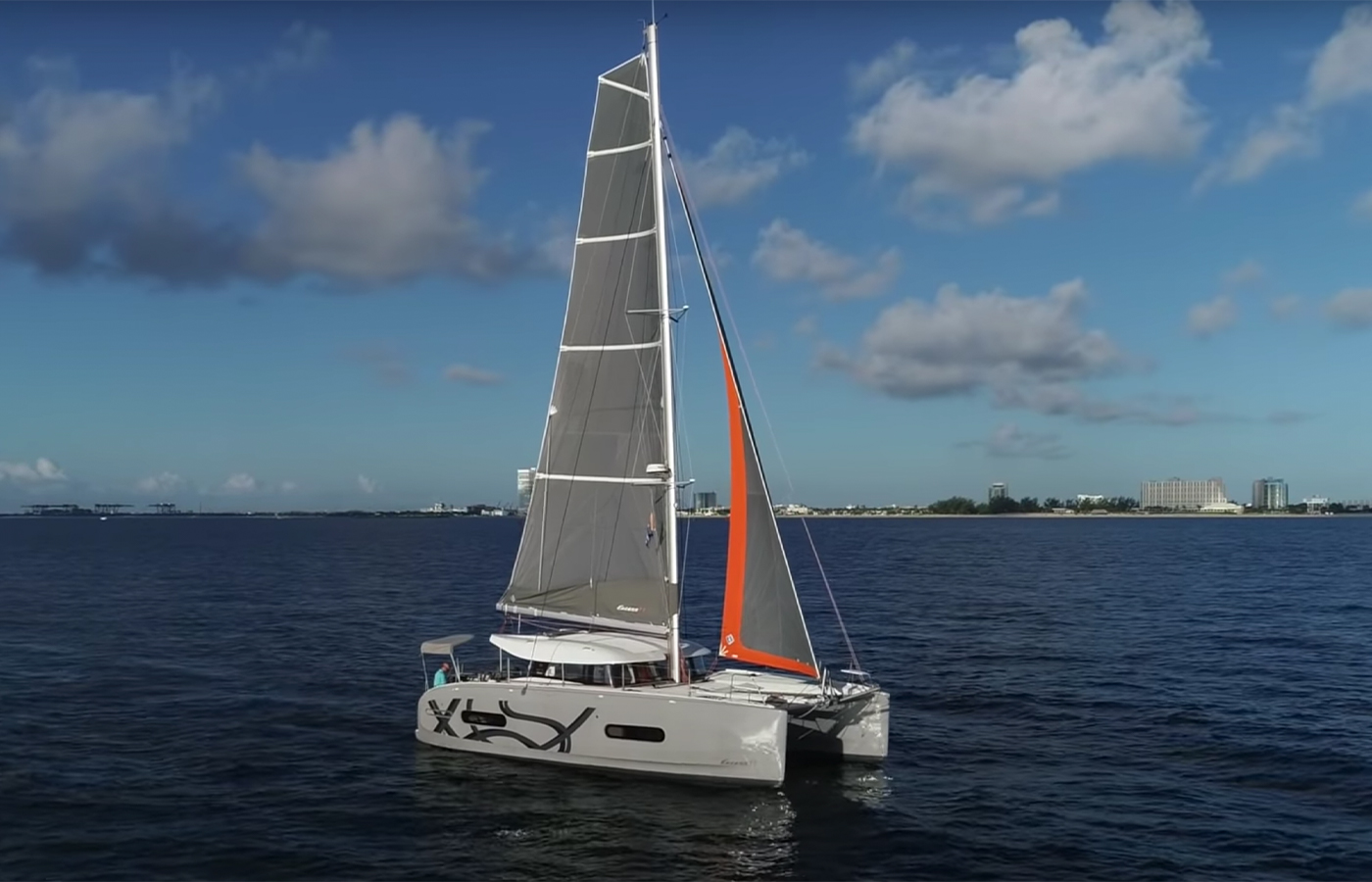 Excess 11 Catamaran Highlight [Boat Review + Video]