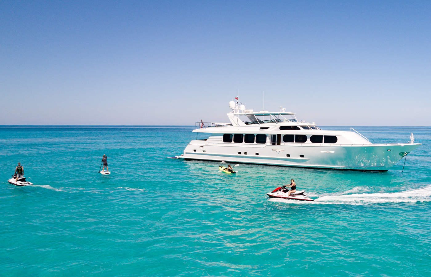 How To Tip Your Yacht Charter Crew [Travel Guide]