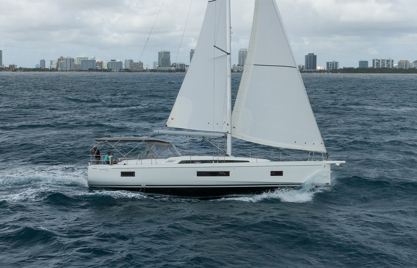 Beneteau Oceanis 51.1 Sailboat Highlight [Boat Review + Video]