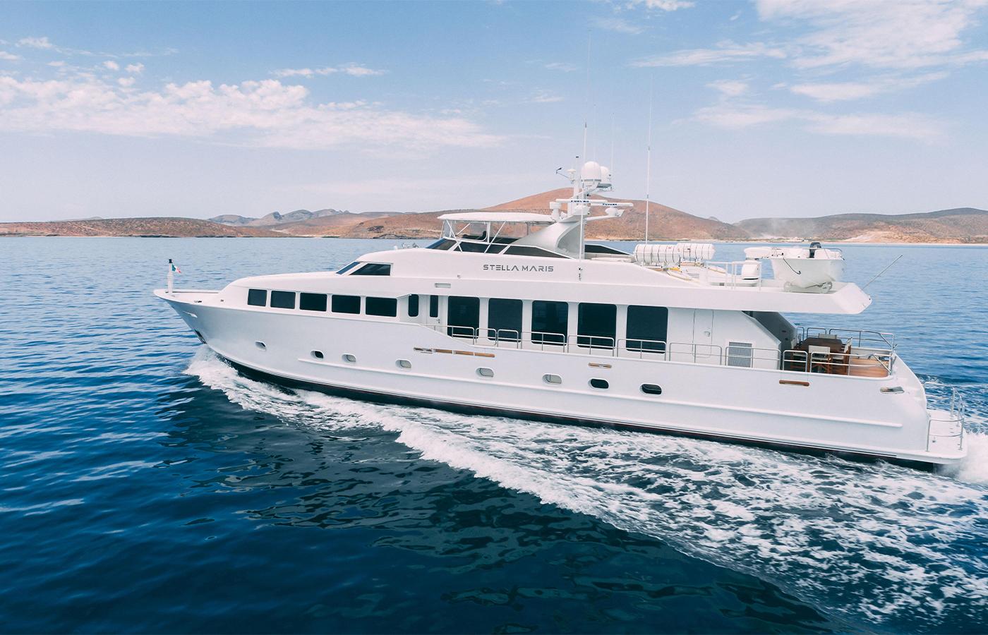 Broward 105 Motor Yacht Highlight [Boat Review + Video]