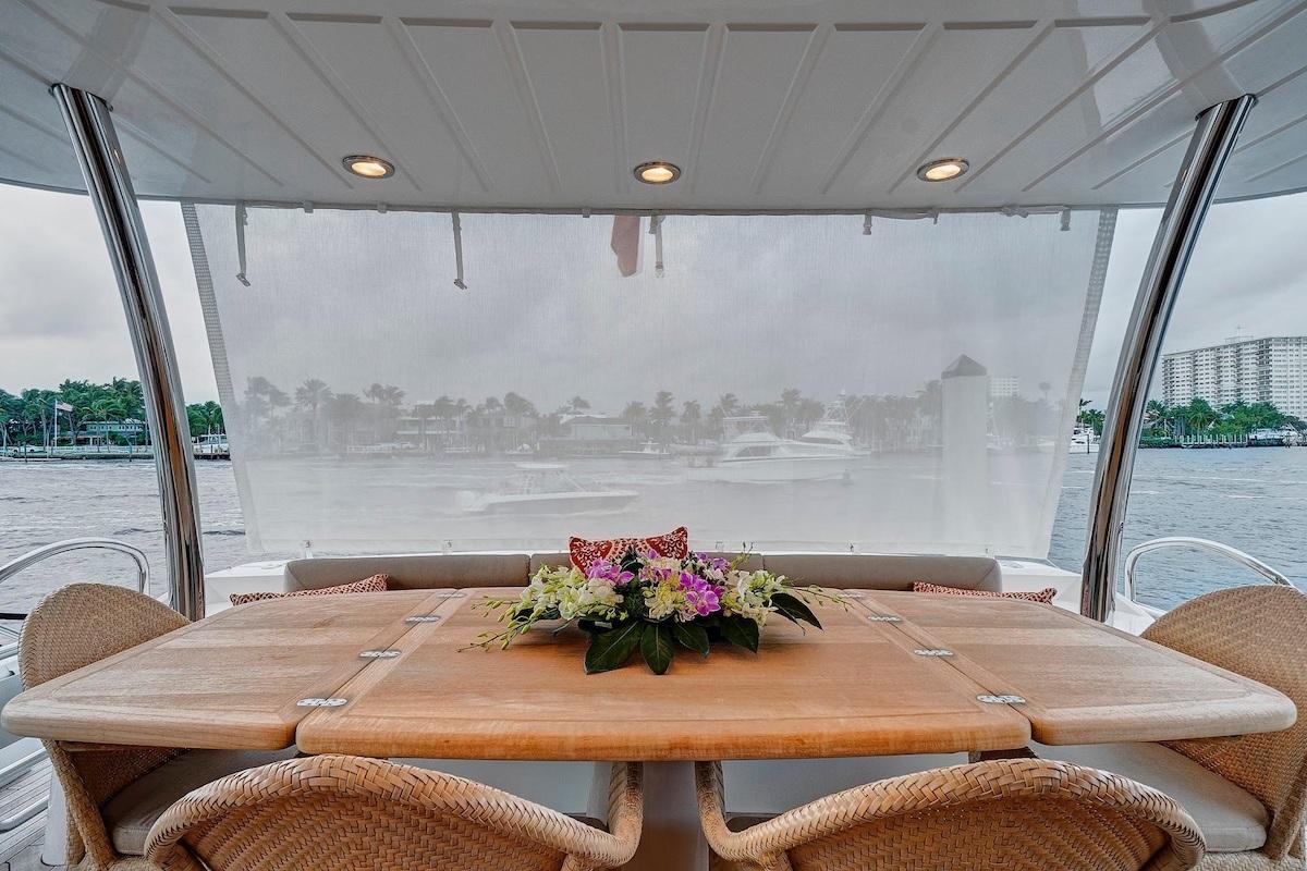 Luxury Yacht Charter: SPLASHED OUT | 88' Sunseeker 2010/2020 - photo 3