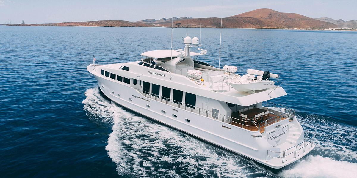 Broward 105 Motor Yacht | STELLA MARIS
